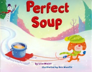 Perfect Soup Cover Art